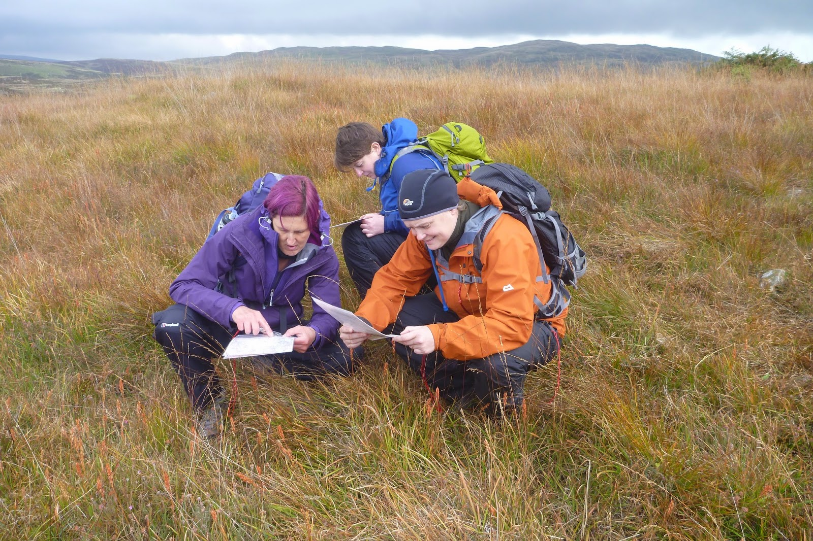 Mountain Navigation & Map Reading Weekend Courses - Lake District[1]
