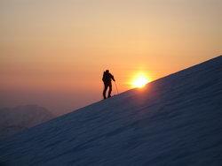 skidakning
