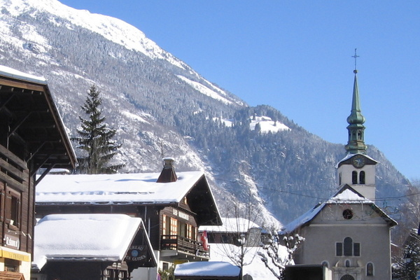 Les Houches Village